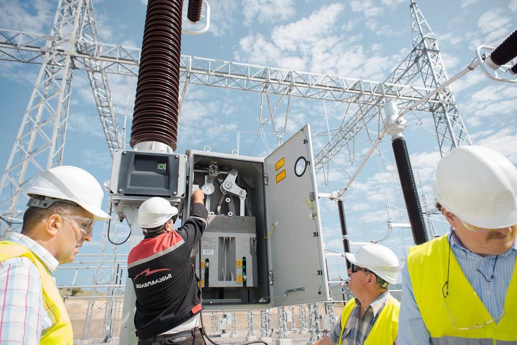 SIEMENS HVDC Coverter Station
