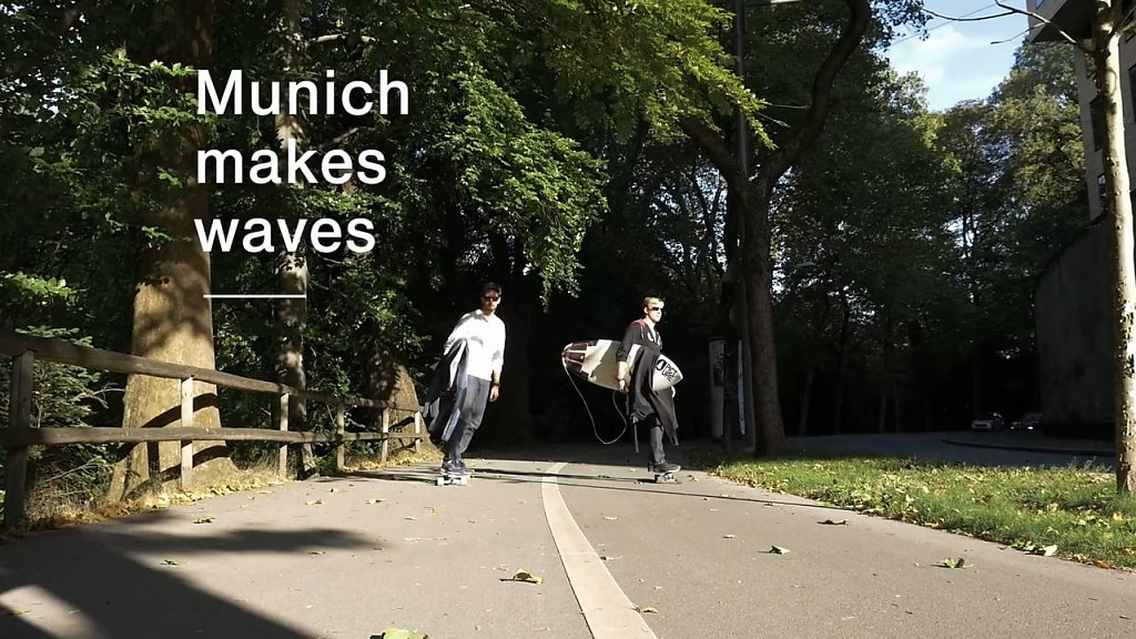 Lufthansa Magazine: Munich Makes Waves
